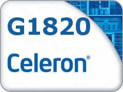 PROCESSADOR 1150 G1820 2,7 GHZ HASWELL 2 MB CACHE DUAL CORE INTEL SEM EMBALAGEM