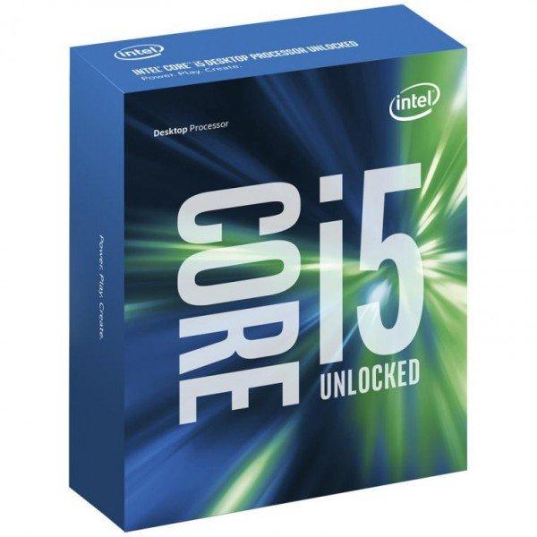 PROCESSADOR 1151 CORE I5 6500 3.2 GHZ 6 MB CACHE INTEL