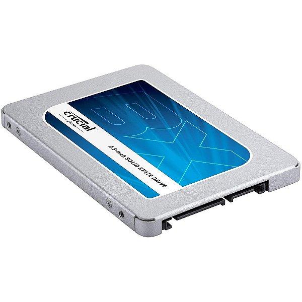 SSD 120GB SATA III CT120BX300SSD1 CRUCIAL