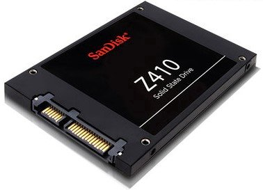SSD 240GB SATA III SD8SBBU/240G-1122 Z410 SANDISK