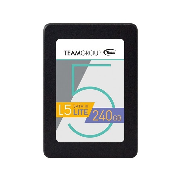 SSD 240GB SATA III T2535T240G0C101 L5 LITE TEAM GROUP