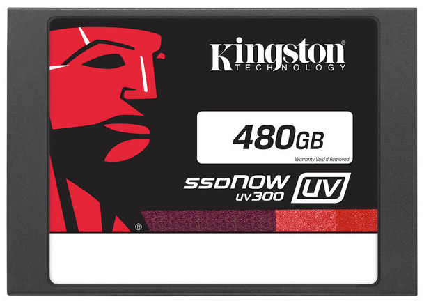 SSD 480GB SATA III SUV300S37A/480G KINGSTON