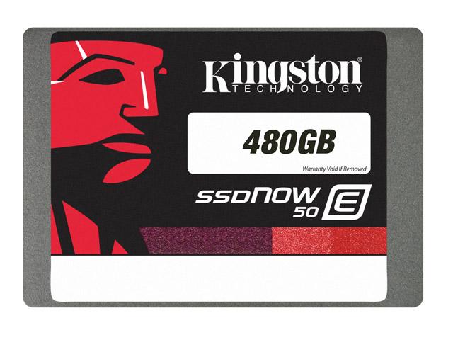 SSD 480GB SE50S37/480G E50 ENTERPRISE SATA III KINGSTON