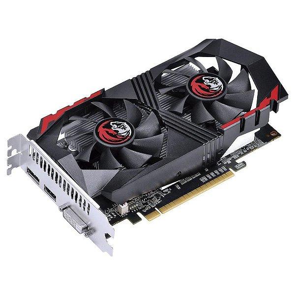 PLACA DE VÍDEO NVIDIA GEFORCE GTX 1050TI 4GB GDDR5 PCYES