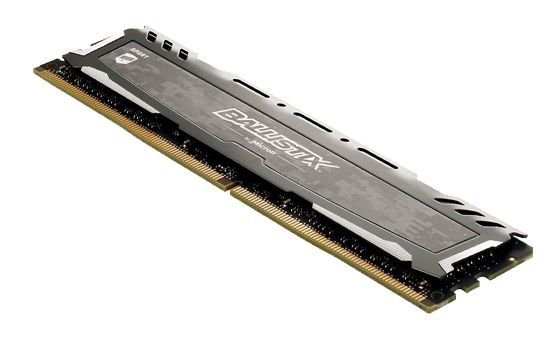 MEMORIA 8GB DDR4 2666MHZ BALLISTIX SPORT LT BLS8G4D26BFSBK CRUCIAL