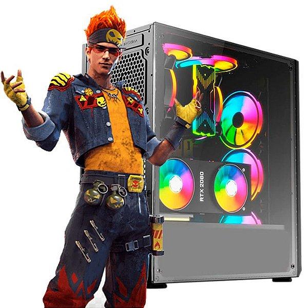 PC GAMER MESTRE - FREE FIRE