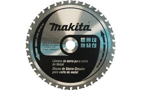 Lamina De Serra T.c.t. 355x30mm B-19598 60t Makita