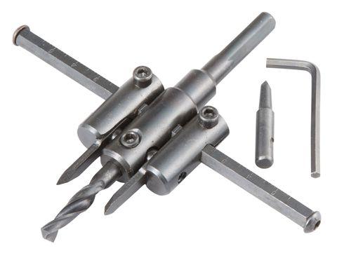 Furador Circular Ajustável 30-120mm Mod: D-57093 Marca: Makita