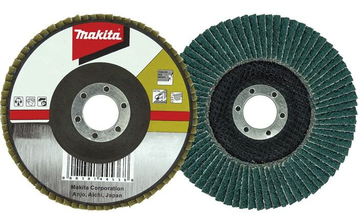FLAP DISC 115-Z80 MOD: D-52881 MARCA: MAKITA