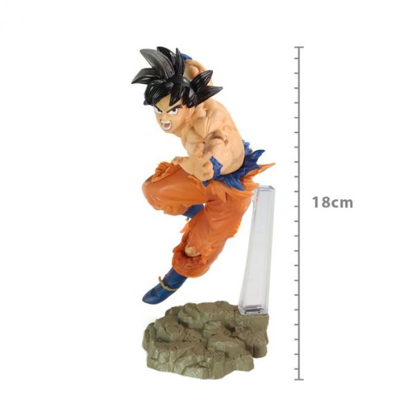 ACTION FIGURE DRAGON BALL SUPER - GOKU - TAG FIGHTERS