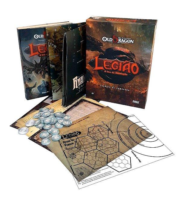 Legião (Caixa Básica)