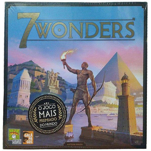7 Wonders (2° Edição)