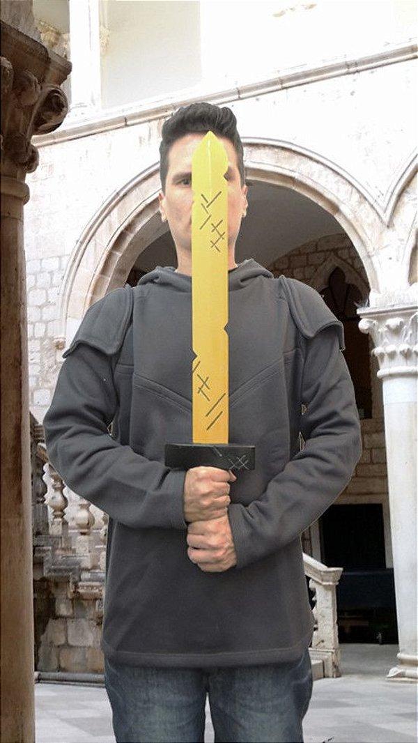 Moletom Medieval Armor (Armadura Medieval)