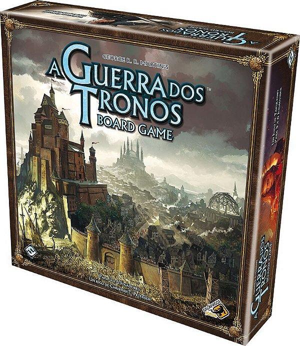 c36d1b575 A Guerra Dos Tronos Board Game - 2ª Edição - Loja Kaka Craft