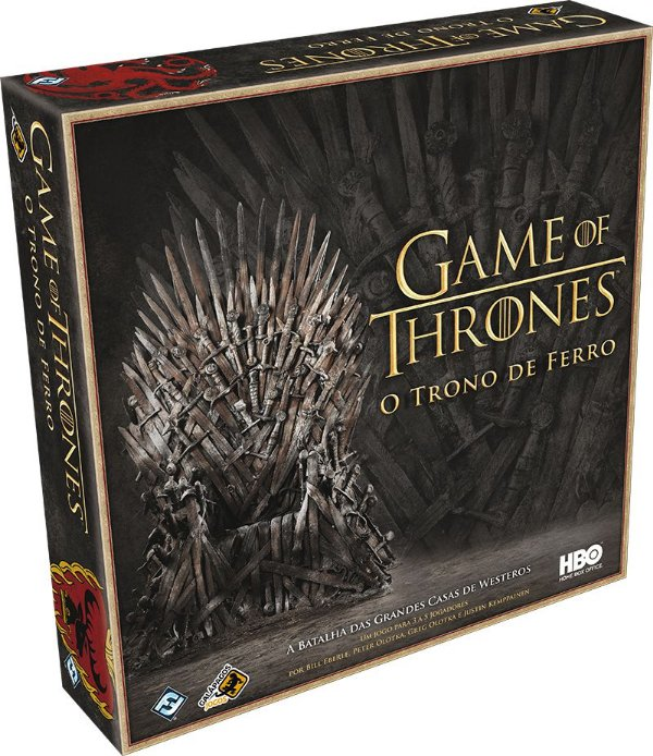 Game Of Thrones - O Trono De Ferro