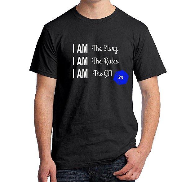 Camiseta I Am The GM