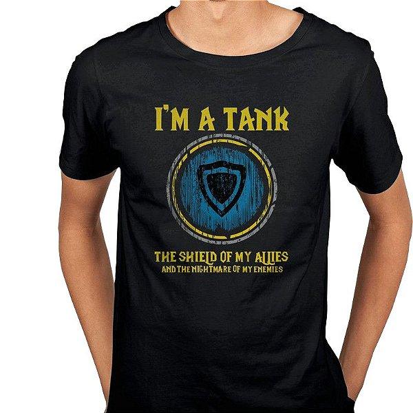 Camiseta I'm A Tank