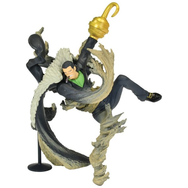 Action Figure - One Piece - Crocodile
