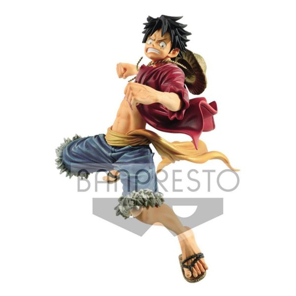 Action Figure World Figure Colosseum - Monkey D. Luffy Special