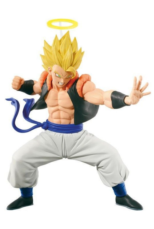 Action Figure - Dragon Ball Z - Gogeta - World Figure Colosseum