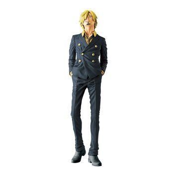 Action Figure - One Piece - Sanji - Memory Figure