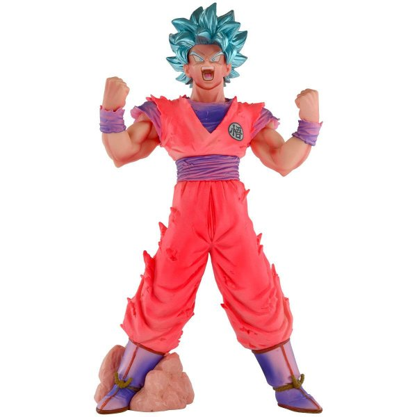 Action Figure Goku Blue Kaiohken