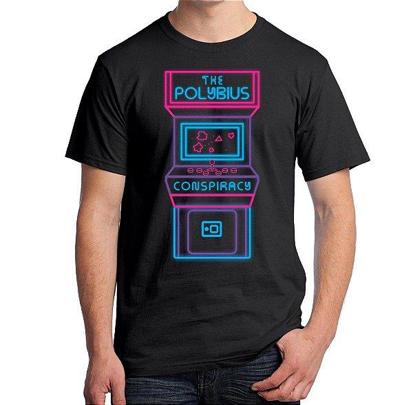Camiseta The Polybios Conspiracy