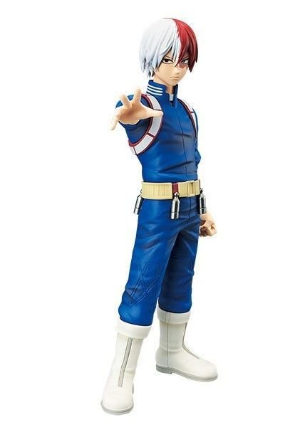Action Figure - My Hero Academy - Shoto Todoroki DXF