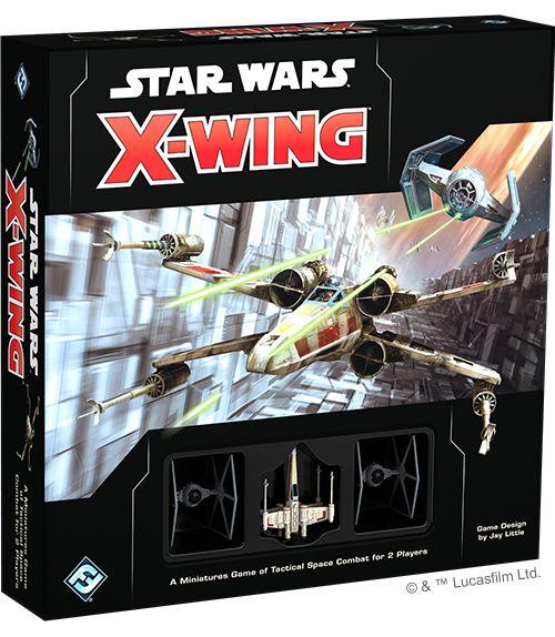 Star Wars X-Wing 2.0: Jogo Base