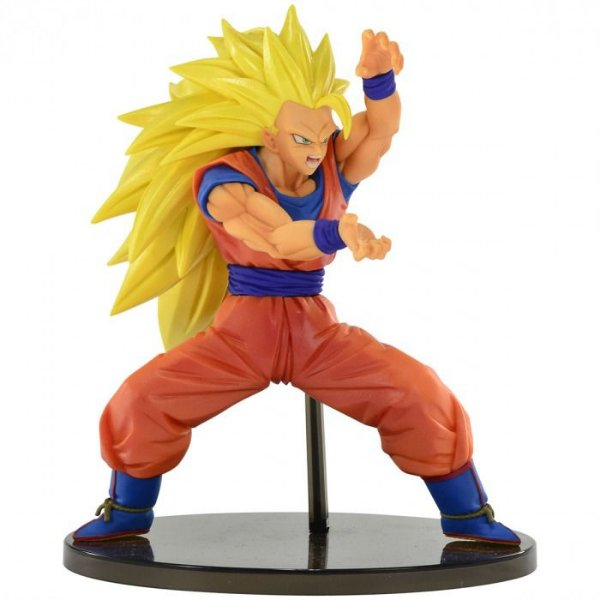 Action Figure Dragon Ball Super Chosenshiretsuden Vol 4 A - Super Saiyan Son Goku