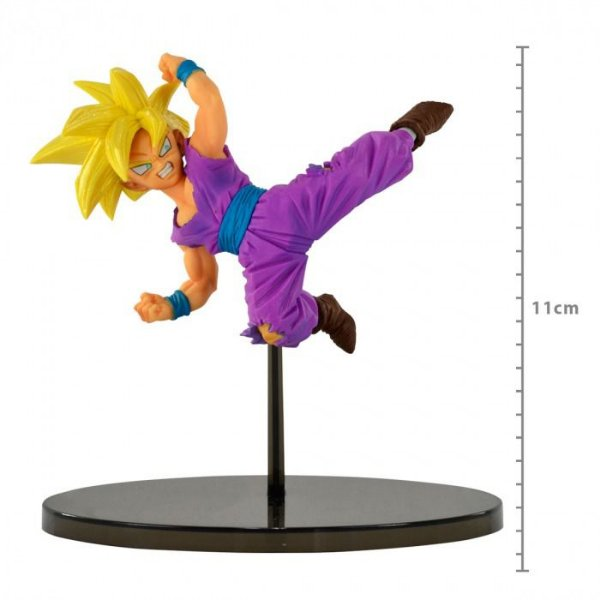 Action Figure Dragon Ball Super Chosenshiretsuden Vol 3 Super Saiyan Son Gohan