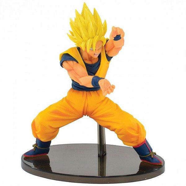 Action Figure Dragon Ball Super Chosenshiretsuden Vol 1 - Super Saiyan Goku