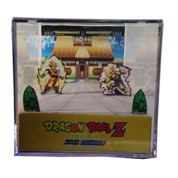 Diorama Cubo Dragon Ball Z: Hyper Dimension