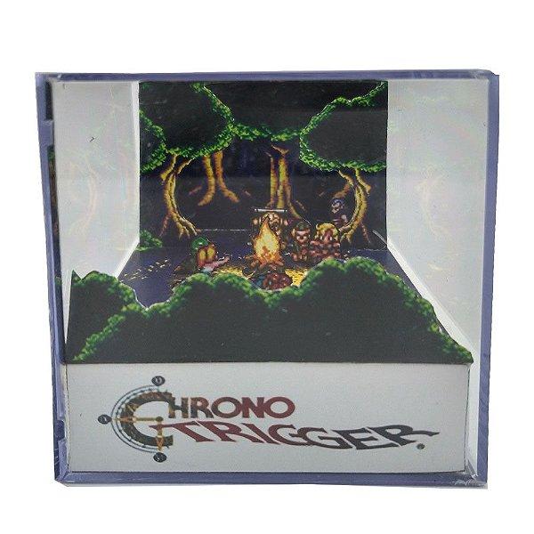 Diorama Cubo Chrono Trigger