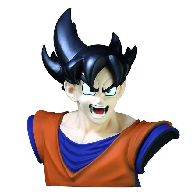 Busto Goku (Tamanho Real)