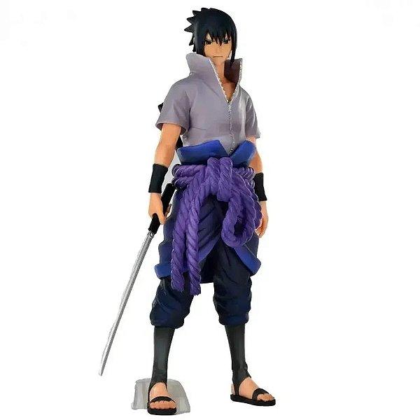 Action Figure Naruto Shippuden - Sasuke Uchiha