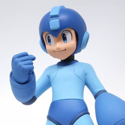 Action Figure Mega Man - Mega Man-grandista Exclusive Lines