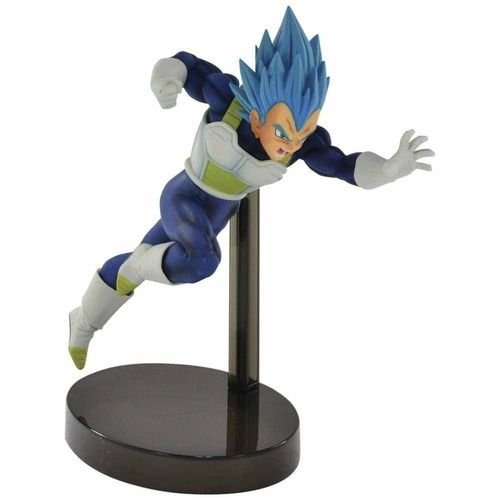 ACTION FIGURE DRAGON BALL SUPER - VEGETA SUPER SAYAJIN BLUE Z BATTLE