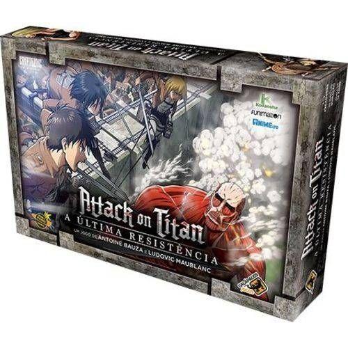 Attack on Titan A Ultima Resistencia