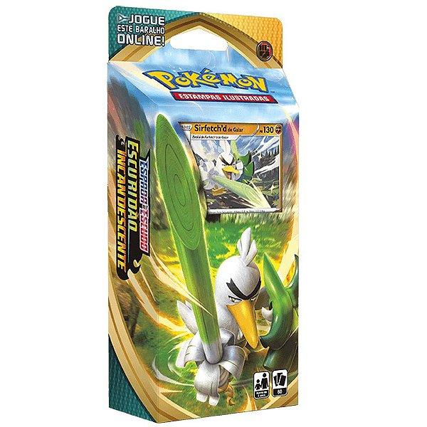 Cartas Pokemon Sirfetch´d de Galar Deck iniciante