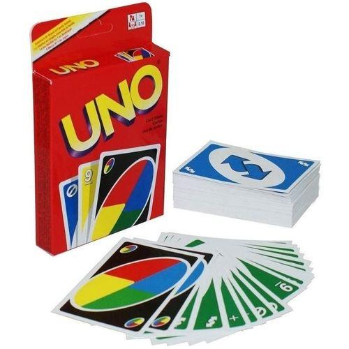 Jogo de Cartas - Uno