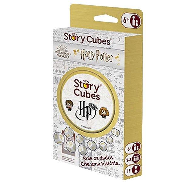 Rory's Story Cubes: Harry Potter Em Português