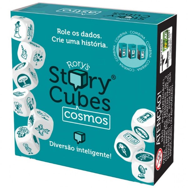 Rory's Story Cubes: Cosmos