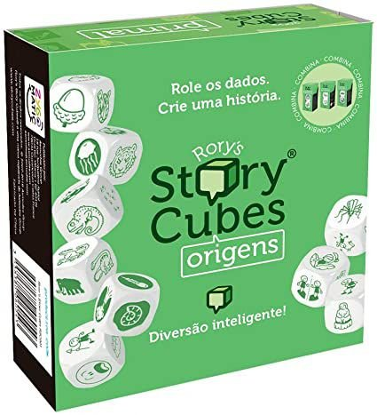 Rory's Story Cubes: Origens