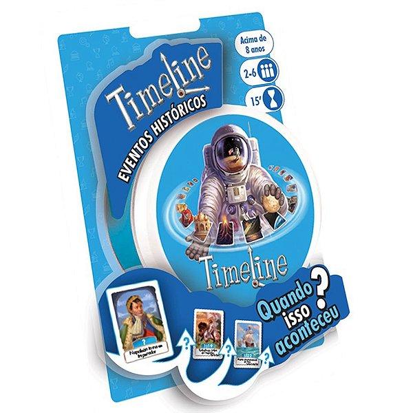 Timeline Eventos (Blister)