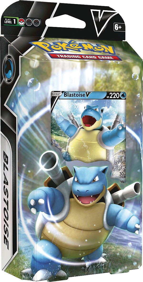 Pokémon Deck Baralho De Batalha - BLASTOISE