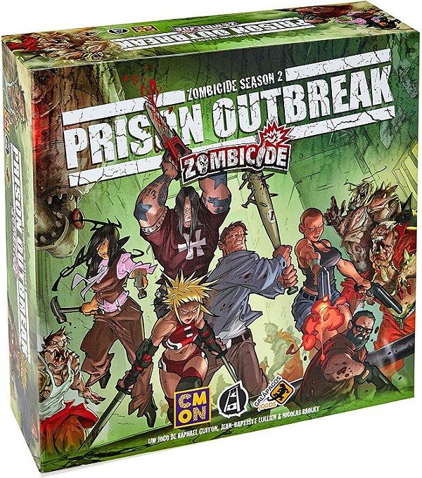 Prison Outbreak Zombicide Season 2