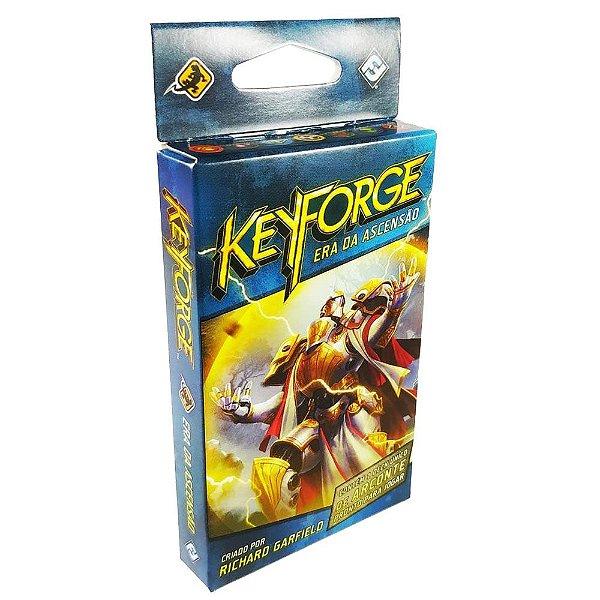 KeyForge Era da Ascensão (Deck Display)
