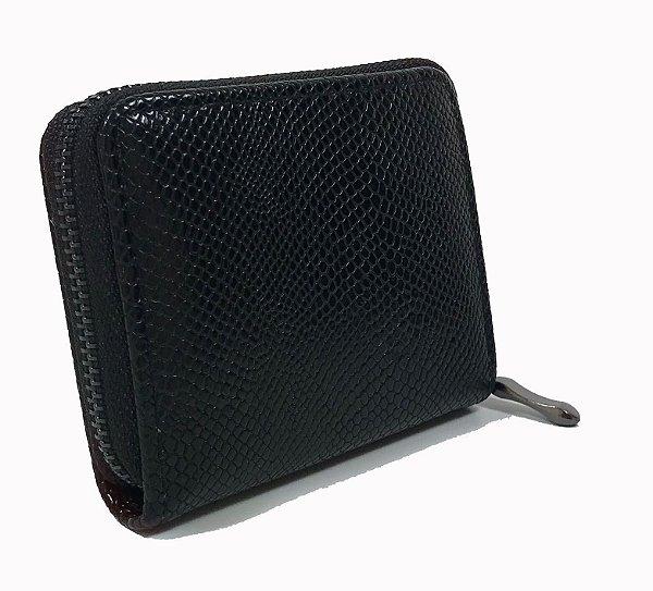 mini carteira black