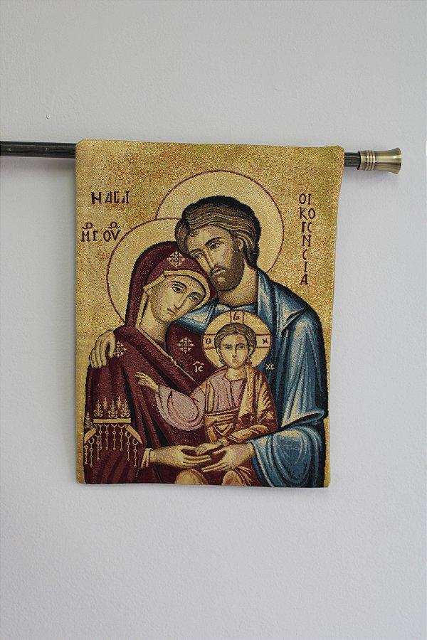 Tapeçaria Ícone da Sagrada Família